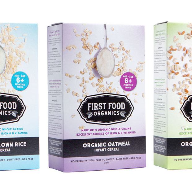 Organic Infant Cereals