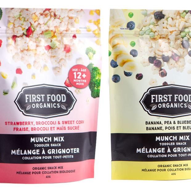 Organic Munch Mix